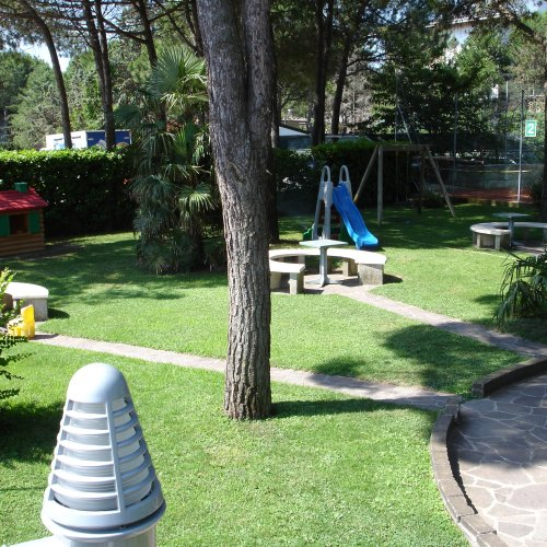 The Garden Play Area